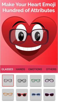 Kalp emoji yapıcı Ekran Görüntüsü 13