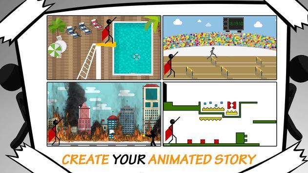 Superhero Cartoon Maker : Animated Story Creator screenshot 10