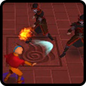 Aang: The Airbender Fighting icon