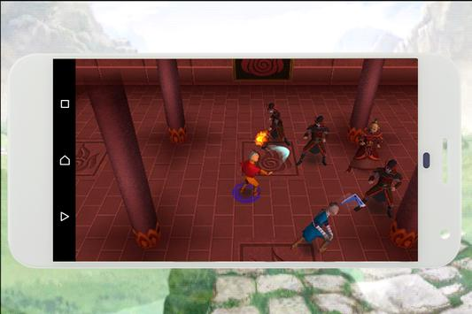 Aang: The Airbender Fighting screenshot 2
