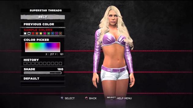Avatar WWE apk screenshot