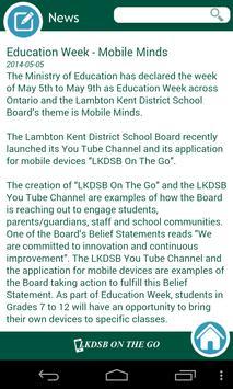 LKDSB On The Go apk screenshot
