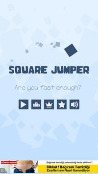Square Jumper poster