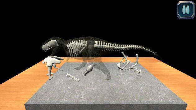 Tyrannosaurus Rex 3D Model apk screenshot