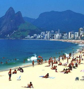 360 Brazil RioDeJaneiro poster