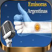 Emisoras de Radios Argentinas icon