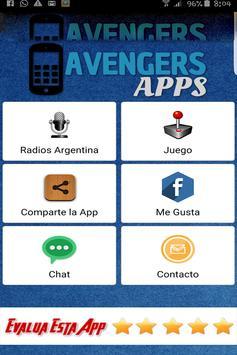 Emisoras de Radios Argentinas poster