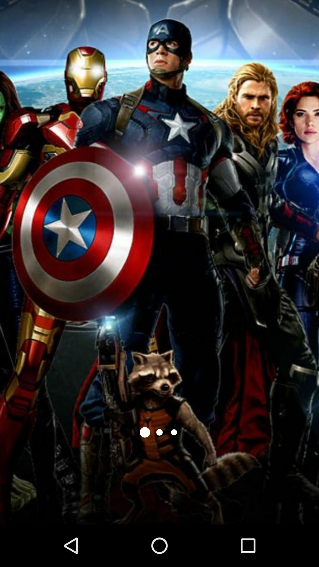 Unduh 5000 Wallpaper Avengers Photo