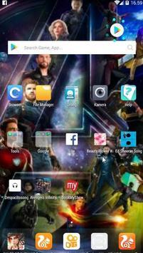 Avengers Infinity War Wallpaper screenshot 1