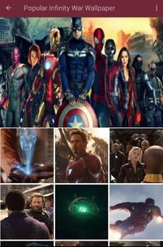 Avengers Infinity War Wallpaper screenshot 4