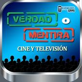Verdad o Mentira - Cine y Tv icon