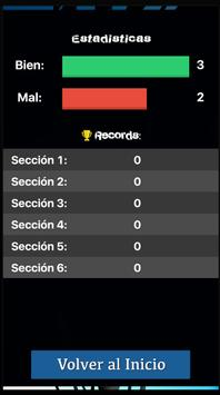Verdad o Mentira - Deportes apk screenshot