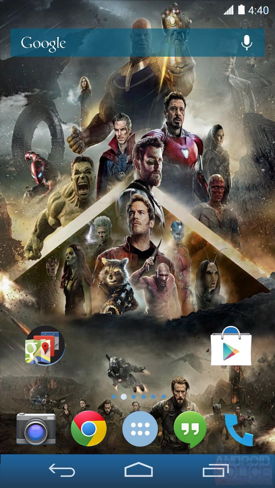 Avengers Infinity War 2018 Wallpapers For Android Apk Download
