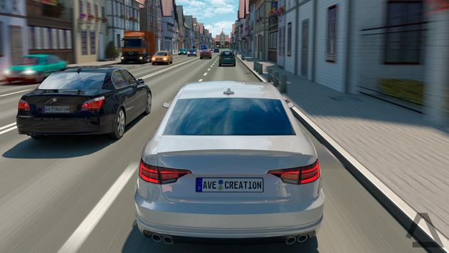 Driving Zone: Germany poster