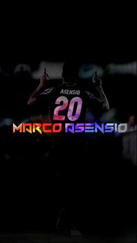 Marco Asensio Live Wallpapers poster