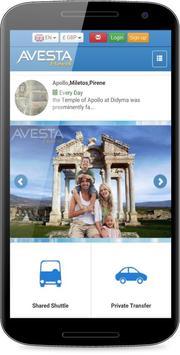 Avesta Travel apk screenshot