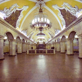 Moscow Metro Wallpapers icon
