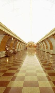 Moscow Metro Wallpapers apk screenshot