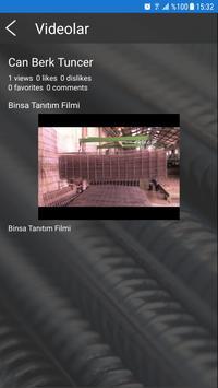 Binsa Yapı apk screenshot