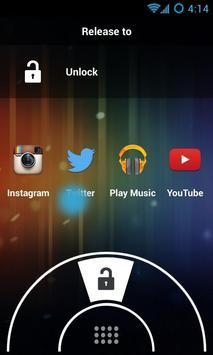 Swipe Lock Screen Launcher poster