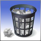 Flick a Paper icon
