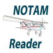 NOTAM reader icon