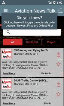 Aviation News Talk apk screenshot