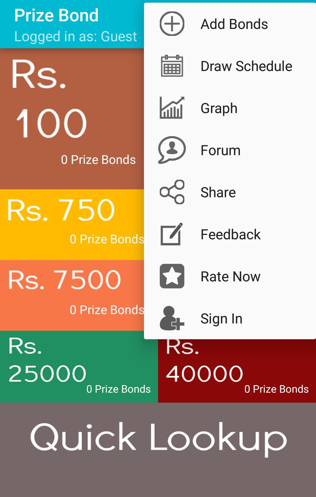 Prize Bond for Android - APK Download