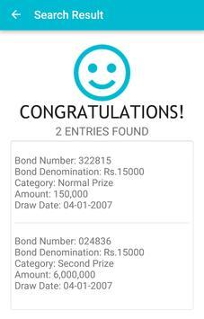 Prize Bond apk screenshot