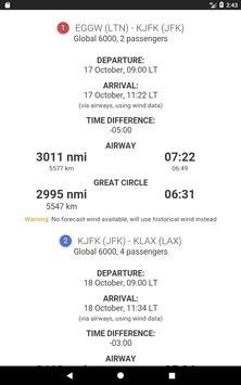 Aviapages Flight Time Calculator screenshot 7