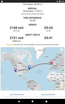 Aviapages Flight Time Calculator screenshot 8