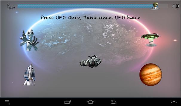 The Stupid Test: Puzzled Alien apk screenshot