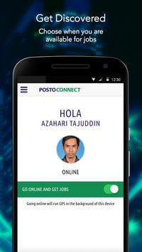 PostoConnect poster