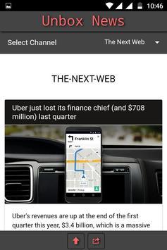Unbox News screenshot 2