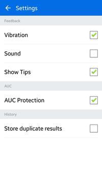 Free QR Scanner by Avira apk screenshot