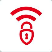 Free VPN: Avira Phantom VPN icon