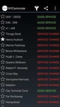 NYCommute screenshot 4
