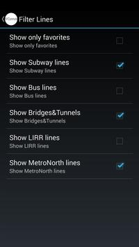 NYCommute screenshot 2