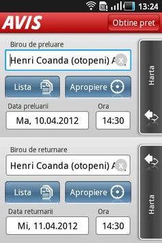 Avis screenshot 1