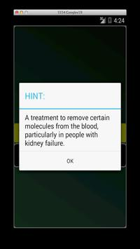 Medical Scramble apk screenshot