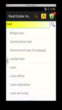 Real Estate Vocab screenshot 5