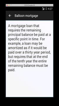 Real Estate Vocab screenshot 1
