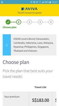 Aviva Singapore Travel screenshot 2