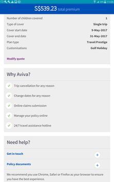 Aviva Singapore Travel screenshot 6