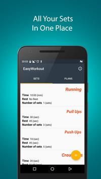 Easy Workout - Workout Timer poster