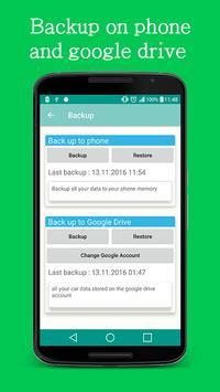 Fuel log & Cost Tracking app screenshot 6