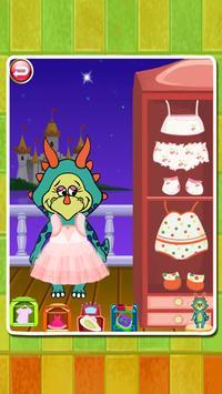 Dino Bath & Dress Up (FREE) apk screenshot
