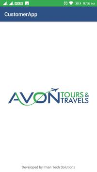 Avon Travels poster