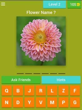 Flowers Quiz Trivia screenshot 12
