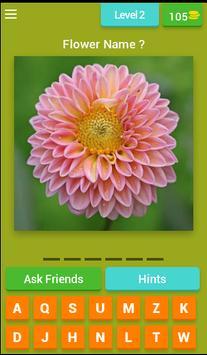 Flowers Quiz Trivia screenshot 2
